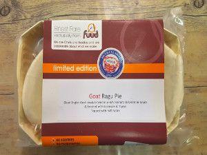 Goat Ragu Pie