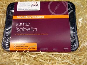 Lamb Isabella
