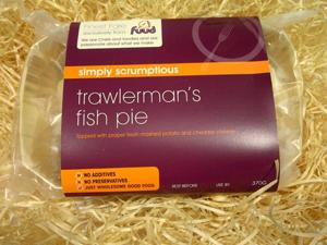 Trawlermans Fish Pie